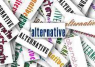 Alternative Therapy Activities